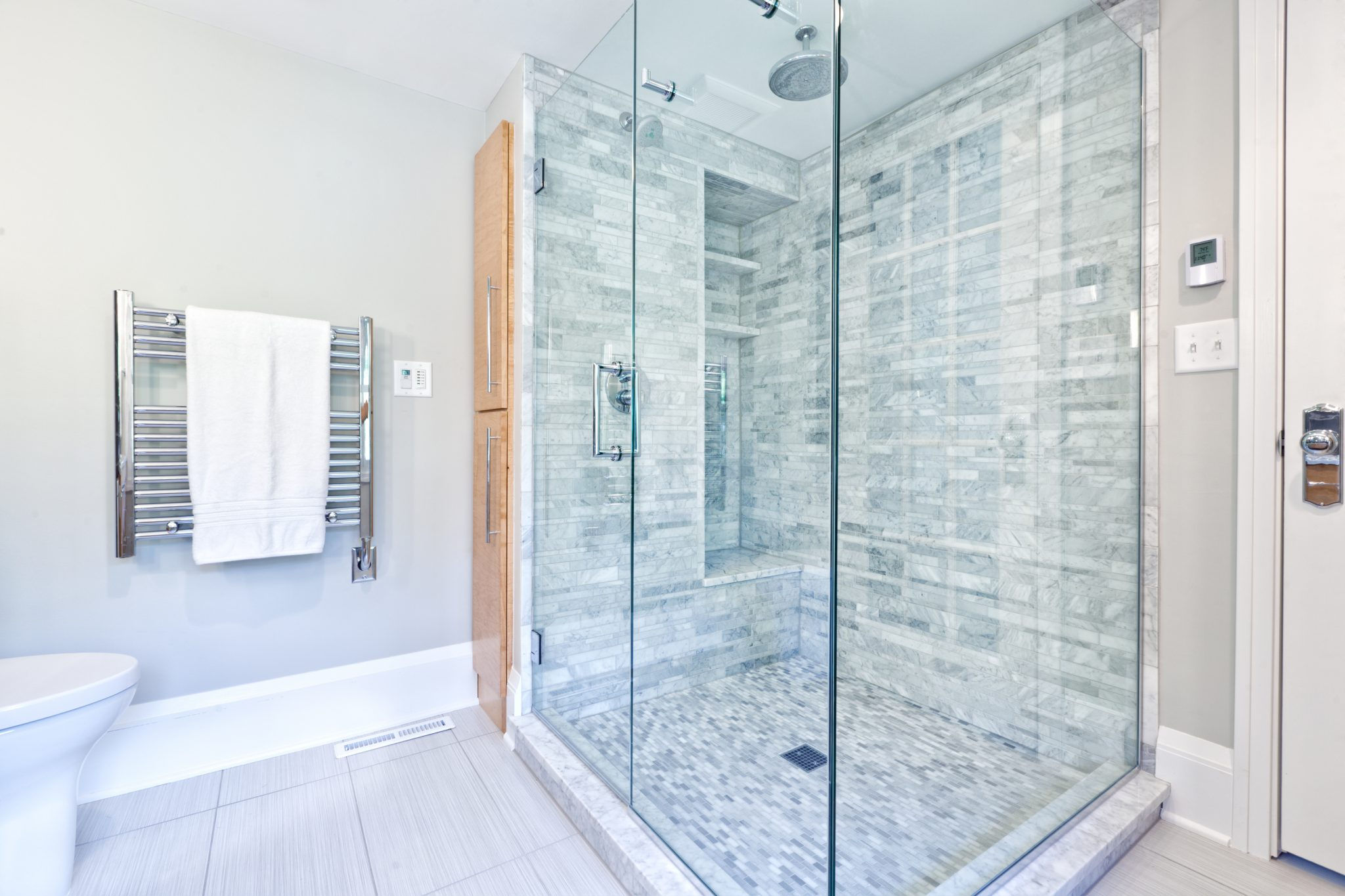 Dallas Glass Installation & Replacement - Frameless Shower Doors ...