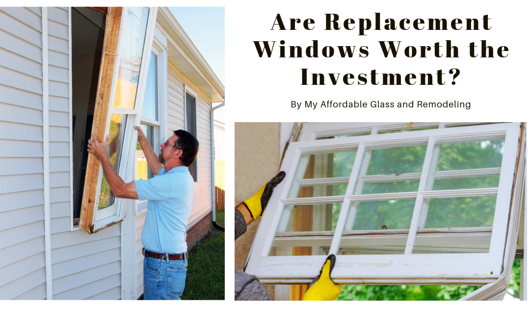 Are Replacement Windows Worth the Investment?